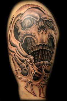 Skull Tattoos for Men | Skull-tattoos-for-men.jpg
