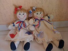 How to make a cloth doll Tutorial