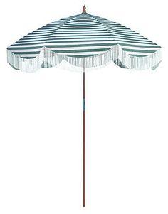 Rivera Parasol by Indian Garden Company $235
