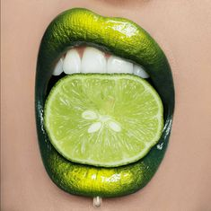 In the Limelight - Makeup Artist Vlada Haggerty Takes Lip Art to the Next Level - Photos The Effective Pictures We Offer You About lips makeup glossy