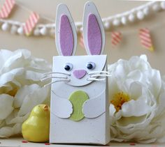 Bunny Bag by Laura Bassen for Papertrey Ink (February 2014)