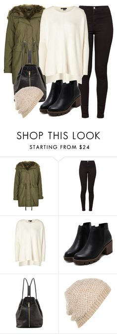 """""""Style #11641"""" by vany-alvarado ❤ liked on Polyvore featuring Topshop, American Apparel, Vince and Elizabeth and James"""