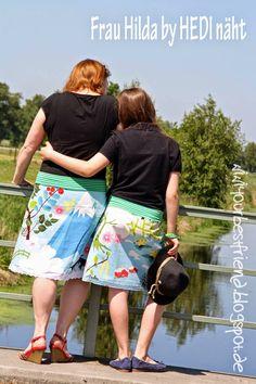 WiWi your best friend: Frau Hilda ...wie die Mutter so die Tochter?...RUM...