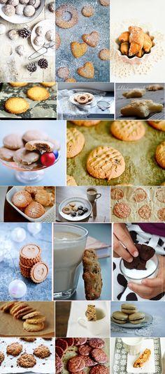 Cookie time!/  Mam dla Was ściągę z ciasteczek, taki zbiór wszystkich pysznych receptur z blogu. Już pod koniec listopada myśli o świętach stają się coraz wyraźniejsze, w głowie pachnie piernikiem, umysł coraz częściej zaprzątnięty wigilijnym menu…