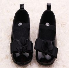 Baby Girl First Walker Soft Sole Shoe