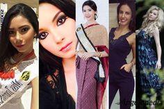 Nunchnarin Sinlaparak from Thailand Crowned Miss Tourism World 2015