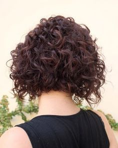 carr plongeant boucl s famous pinterest cute curly hairstyles curly hairstyles and. Black Bedroom Furniture Sets. Home Design Ideas