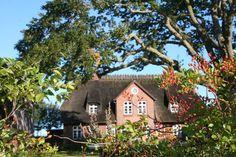 Herbststimmung bei #Janbeck*sFAIRhaus in #Gelting an der #Ostsee