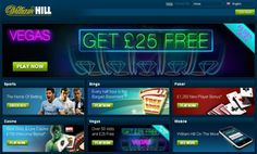 Whenever one talks about offline and online betting, William HILL as one of the primary gambling companies registered in the London Stock Exchange, is a gambling brand whereby you can deposit your money safely and draw your money gained with pleasu ...