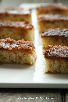 Tender, buttery Cinnamon Toast Cake comes together in just minutes and is the ultimate in dessert snacking. The recipe includes full butter AND vegan versions, both delicious. Cupcake Recipes, Baking Recipes, Cupcake Cakes, Snack Recipes, Dessert Recipes, Easy Recipes, Cupcakes, Köstliche Desserts, Delicious Desserts