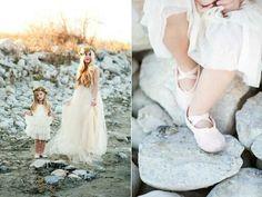 Mother daughter photo shoot ideas