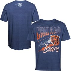 NFL Chicago Bears All Time T-Shirt - Navy Blue Nfl Panthers 879e4a1dd