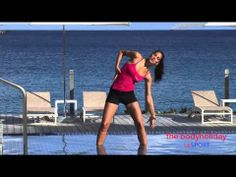 Quick Standing Abs Workout | BodyHoliday TV - YouTube