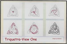 Please be sure to check out Triquetra-View Two.  I'm trying something a little…