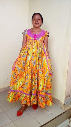 African Dress Patterns, African Maxi Dresses, African Wedding Dress, Latest African Fashion Dresses, African Dresses For Women, African Print Fashion, Africa Fashion, African Attire, African Wear