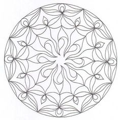 Spiritual Mandalas / Meditative Coloring Books for Adults