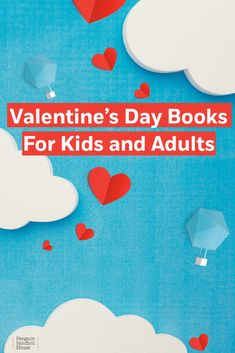 Picture books to read along with your kids on Valentine's Day, and romance books for adults. Children's Books, Books To Read, Valentines Day Book, Little Engine That Could, Toddler Books, Penguin Random House, Chapter Books, Book Gifts, Picture Books