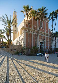 St. Peter's Church | Old Jaffa, Tel Aviv, Israel