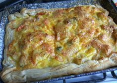 Csirkemelles zöldséges quiche | Szilvi Sós receptje - Cookpad receptek