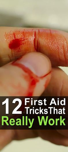 There could come a day when modern medicine is no longer so easily accessible. When and if that time comes, you can rely on these first aid tricks.