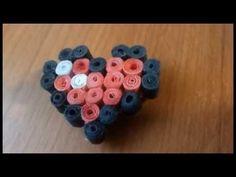 Pixel art con papel - YouTube