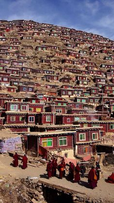 Tibet is located in the highest region of the world, which is why it is often referred to as the 'Roof of the World'   - Explore the World with Travel Nerd Nici, one Country at a Time. http://TravelNerdNici.com