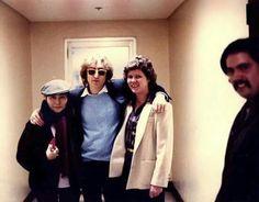 John lennon &Yoko, haven't seen this before!