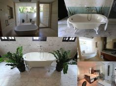Puerto Rico's unobtainable bathtubs | Offbeat Home. I want to go to Puerto Rico and take a zillion baths!
