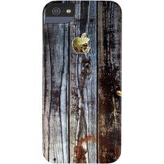 Wood 3 iPhone 5 Case