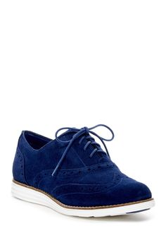 Original Grand Wingtip Oxford by Cole Haan on @nordstrom_rack