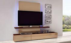 ini adalah set rak dinding melayang yang cocok buat ruangan anda.