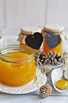 Snack Recipes, Dessert Recipes, Cooking Recipes, Gourmet Gifts, Lemon Curd, World Recipes, Food To Make, Healthy Snacks, Food And Drink
