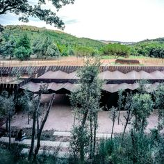 """In these movies, Pritzker Prize laureates Rafael Aranda, Carme Pigem and Ramon Vilalta describe how nature and """"atmospheres"""" influence their architecture"""
