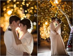 Wedding pictures  |  Market lights  |  Bride and groom  |  Wedding Portraits  |  Beautiful Wedding Pictures  |  Newlyweds  |  Aislinn Kate Photography