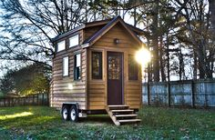 Tiny Home Builders, FL, USA. Don't have the time to build your own house? Let us build it. We can build you a shell if you still want to be involved in the build process and add your finishing touches, or a fully finished move-in ready house if you'd rather be hands off. Also a great resource for information.