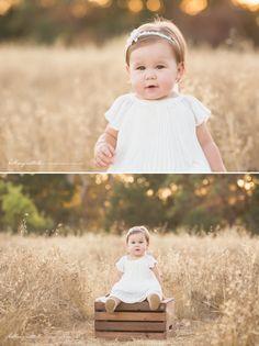 One Year Baby Session | Bethany Mattioli Photography | Bay Area Baby Photographer