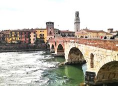 Italy Pictures, Verona Italy, Future Travel, Italy Travel, Beautiful World, Around The Worlds, Places, Bridges, Traveling