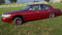Town Car CCE EQUIPPED Via Flickrwwwcoolcarsorg Cce Equipped - Cool cars hydraulic