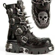 Bad ass boots!