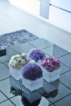 Coffee Table Flowers