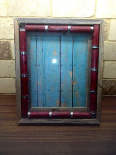 Shot gun shell frame...would be great for a hunting/shooting photo!