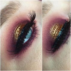 @makeupgeekcosmetics bitten with cupcake and peach smoothie through the crease…