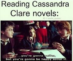 pfft.... reading any novels
