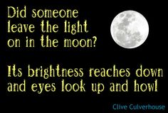 Poetry Micropoetry - Werewolves, Werewolf, moon, full moon Fairy Names, Short Poems, Werewolves, Full Moon, Looking Up, Poetry, About Me Blog, Quotes, Harvest Moon