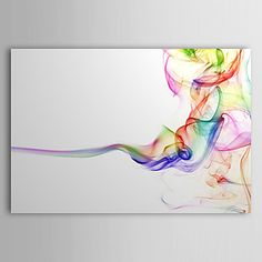 Abstract Oil Painting <3