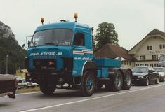 Saurer 5 DF 6x4 - Saurer LKW Heavy Duty Trucks, Steyr, Rc Trucks, Transporter, Transportation, Vehicles, Buses, Austria, Trailers