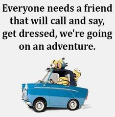 Funny Minions Quotes of the Week For minions lovers we got some great news… Funny Minions Quotes Pictures, Photos, Images & Pics. Here are 45 Very funny Minion Quotes and Funny images ! Funny Minion Memes, Minions Quotes, Funny Cartoons, Funny Jokes, Hilarious, Minion Humor, Funny Sayings, Minion Sayings, Song Quotes