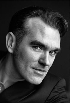 Image result for morrissey grinning