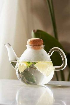 Kinto Plump Tea Pot