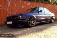 E34 BMW